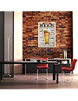 Imported 20x30cm Vintage Metal Tin Sign Plaque Wall Art Poster Cafe Bar Pub Beer #4