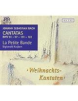 Christmas Cantatas Bwv 91 57 151 122