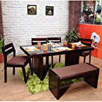 INDUSCRAFT CONTEMPORARY DINING TABLE