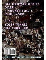 Der Groyser Genits Oder, a Nudner Tog in Niu-york