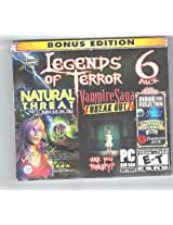 Legends of terror (6-pack Bonus Edition) (PC)