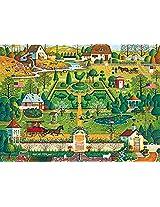 Buffalo Games Charles Wysocki: Topiary Tendencies - 1000 Piece Jigsaw Puzzle by Buffalo Games