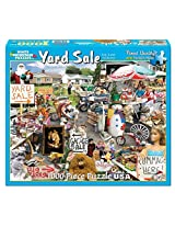White Mountain Puzzles Yard Sale - 1000 Piece Jigsaw Puzzle