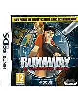 Runaway: A Twist of Fate (Nintendo DS) (UK) (NTSC)