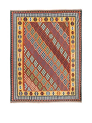 NAVAEI & CO. Teppich mehrfarbig 256 x 203 cm