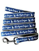 Pets First MLB Los Angeles Dodgers Pet Leash, Large