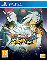 Naruto Shippūden: Ultimate Ninja Storm 4 (PS4)