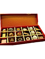 De Miami Cocoa Assorted Chocolate 18 Pcs