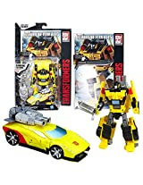 Hasbro Year 2015 Transformers Generations Combiner Wars Series 5 1/2 Inch Tall Robot Figure Autobot Sunstreaker With Sword, Optimus Maximus Right Arm And Comic Book (Vehicle Mode: Sports Car)