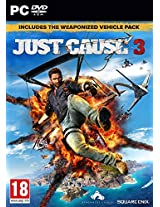 Just Cause 3 Day 1 Edition (PC CD)