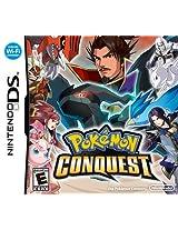 Pokemon Conquest (Nintendo DS) (NTSC)