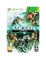 Sacred 3 -First Edition