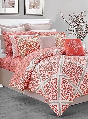 Luxury Home 14-Piece Celina Comforter Set