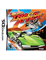 Hot Wheels Track Attack (Nintendo DS) (NTSC)