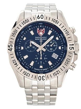 Swiss Eagle Reloj Fly Altitude azul
