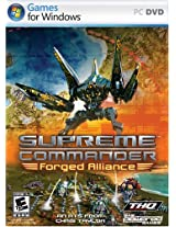 Supreme Commander: Forged Alliance by THQ - Windows Vista / XP (ESRB Rating: Everyone 10+)