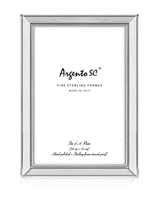 Argento SC Classic Sterling Silver Frame, 4