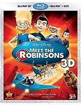 Meet The Robinsons (Three-Disc Combo: Blu-ray 3D/Blu-ray/DVD)