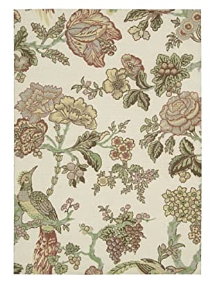 Waverly Casablanca Rug (Pear)