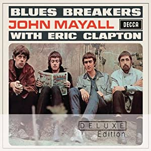 John Mayall With Eric Clapton