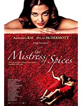 THE MISTRESS OF SPICES - DVD