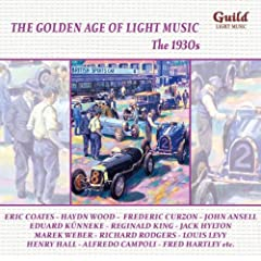 Golden Age of Light Music-the 1930s