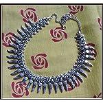 [N16GS_040] German Silver Necklace 40