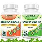 Morpheme Garcinia Cambogia Green Tea + Triphala Guggul