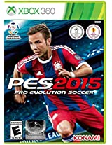 Pro Evo Soccer 2015 (Dates Tbd)