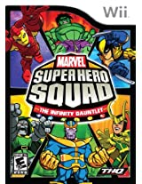 Marvel Super Hero Squad: The Infinity Gauntlet (Nintendo Wii) (NTSC)