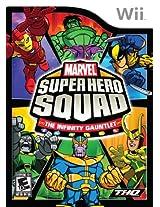 Marvel Super Hero Squad: The Infinity Gauntlet (Nintendo Wii) (NTSC)