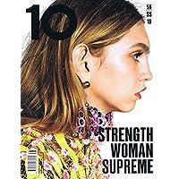 10 Magazine Spring - Summer 2016 小さい表紙画像