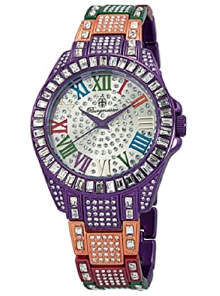 Burgmeister Damen-Armbanduhr Analog Quarz verschiedene Materialien BM160-010C