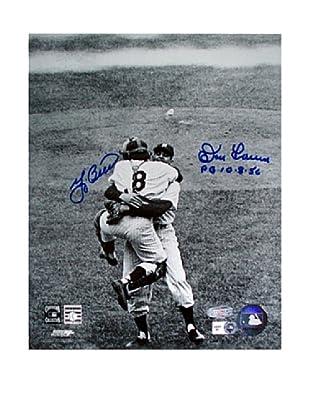Steiner Sports Memorabilia Yogi Berra & Don Larsen Signed Photo