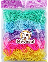 1 Bag Kids Children Large Size Hair Elastic Rubber Bands Rope Hold Band
