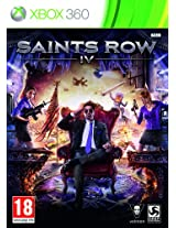 Saints Row IV (Xbox 360 )