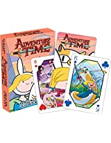 Adventure Time Fionnaa and Cake Playing Cards