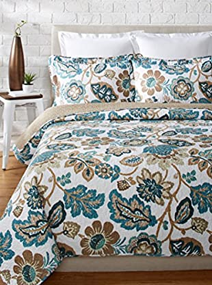Baltic Linen Moorea Quilt Set