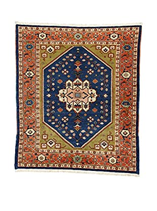 L'Eden del Tappeto Teppich Heritz Sp mehrfarbig 195t x t168 cm