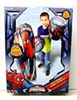 "Hedstrom 56-82271 Ultimate Spiderman 36"" Bop Bag/Glove Combo"