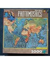 Robert Silvers Photomosaics 1000 Piece Jigsaw Puzzle Earth By Buffalo Games, Inc