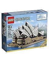Lego Sydney Opera House, Blue