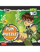 Ben 10 Fun Puzzle