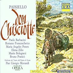 Paisiello:Don Chisciotte
