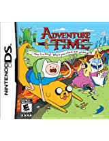 Adventure Time: Hey Ice King! Why'd you steal our garbage NDS