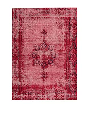 Design Community by Loomier Alfombra Revive Vintage Fresa 272 x 192 cm