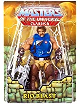 Masters of the Universe Classics Rio Blast Action Figure Matty