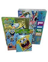 Spongebob Squarepants Fun Party Pack Gift Bundle [4 Piece]