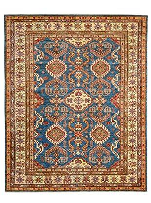 Kalaty One-of-a-Kind Kazak Rug, Blue, 5' 10