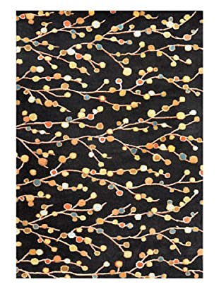 Loloi Rugs Willow Collection Rug (Black)